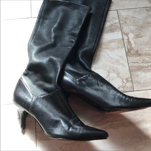 Knee-High boots by Cole Hann